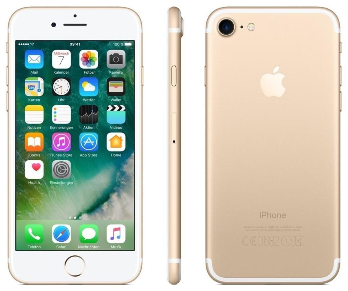 Bild 2 von Apple Iphone 7 Smartphone (11,93 cm = 4,7