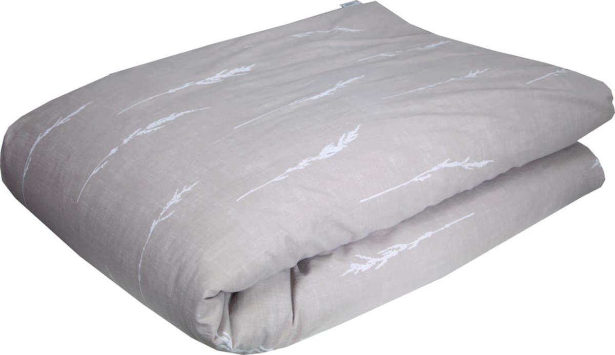 Bild 4 von Schöner Wohnen Bettwäsche, Gras-B, 135x200cm, beige