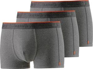 Superdry Orange Label Sport Trunk im 3er-Pack für Herren in der Größe S
