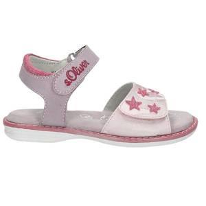Mädchen Sandale, rosa