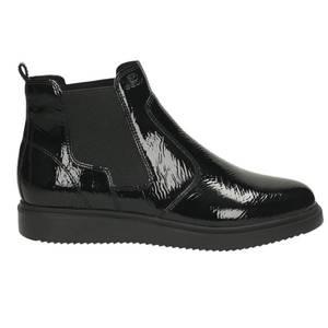 Damen Chelsea Boot, schwarz