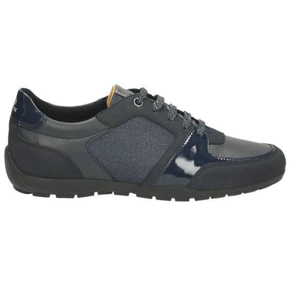 Damen Sneaker, dunkelblau