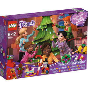 LEGO® Friends Adventskalender 41353