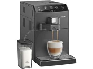 PHILIPS HD 8829/01, Kaffeevollautomat, 1.8 Liter Wassertank, 15 bar, Schwarz