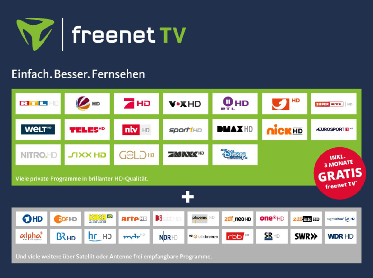 Bild 2 von FREENET TV DVB-T2 HD CI+ Modul
