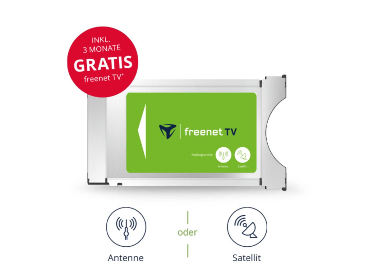 Bild 3 von FREENET TV DVB-T2 HD CI+ Modul