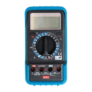 DURO  	   Multimeter