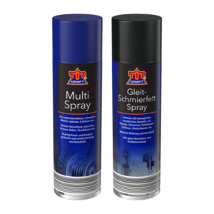 TOP CRAFT  	   Multi Spray / Gleit-Schmierfett Spray