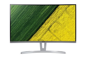Acer ED273wmidx - 69 cm (27 Zoll), LED, Curved, VA-Panel, 4 ms, HDMI