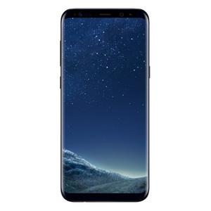 "Samsung Galaxy S8+ Midnight Black [15,8cm (6,2"") Quad HD+ Display, Android 7.0, 2.3GHz Octa-Core, 12MP]"