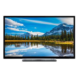Toshiba 28 W3863 DA - 71 cm (28 Zoll) Fernseher (HD ready, Smart TV, WLAN, Triple Tuner (DVB T2), USB)