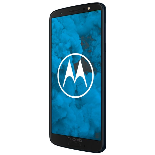 "MOTOROLA moto g6, 14,5 cm (5,7"") Full-HD+ Display, Android™ 8.0, 32 GB Speicher, Octa-Core-Prozessor, Dual-SIM, LTE"