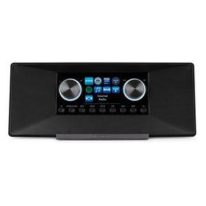 "MEDION LIFE® P85135 WLAN Internet-Radio, 7,1 cm/2,8"" TFT-Display, DLNA-/UPnP, DAB+ & FM/UKW, LAN, USB 2.0, AUX, 2 x 6 W RMS"