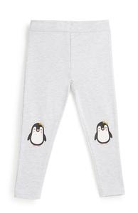 Leggings mit Pinguinen (kleine Mädchen)