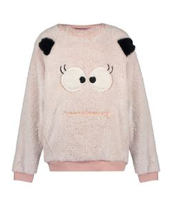 Hunkemöller Fleece-Sweater Teens Rosa