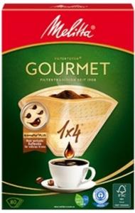 Melitta Kaffeefilter Gourmet 80 Stk