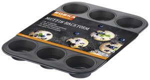 EDEKA zuhause 12er Muffin Backform 1 Stk