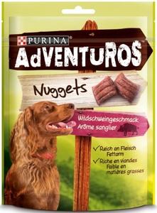 Adventuros Nuggets Wildschweingeschmack 90 g