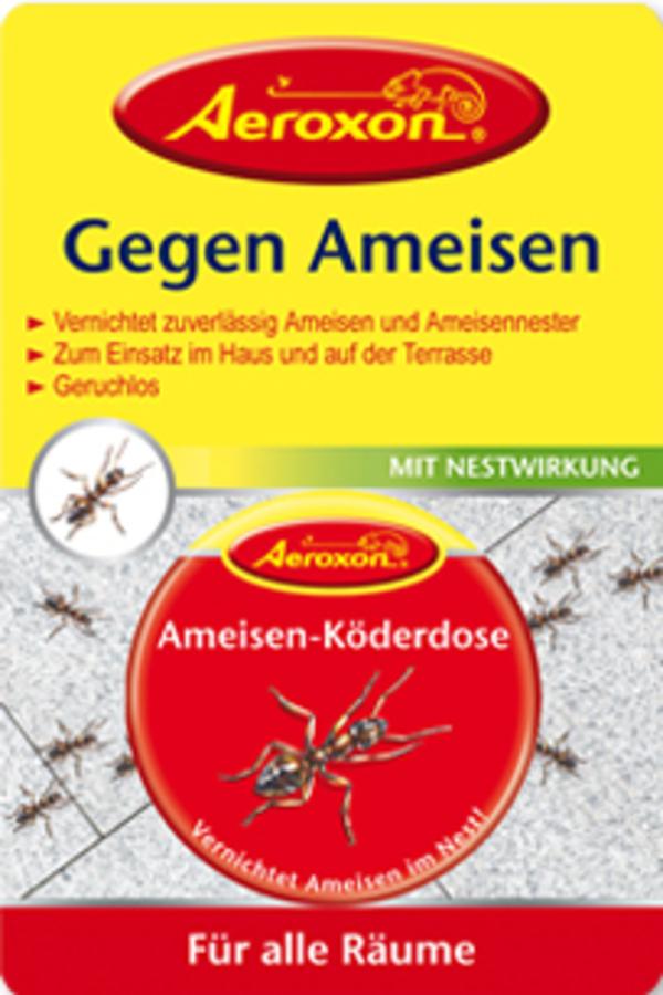 Aeroxon Ameisen-Köderdose 1 Stück