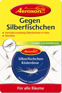 Aeroxon Silberfischen-Köderdose 1 Stück