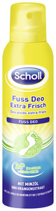 Scholl Fresh Step Extra Frisch Fuß Deo 150 ml