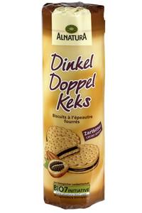 Alnatura Bio Dinkel Doppel Keks Zartbitter 330 g