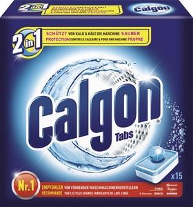Calgon Wasserenthärter Tabs 2 in 1 15 Stk