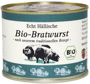 Echt Hällische Bio Bratwurst 200 g