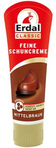 Erdal Feine Tubenschuhcreme mittelbraun 75 ml