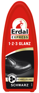 Erdal 1-2-3 Glanz schwarz 1 Stk