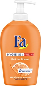 Fa Flüssigseife Hygiene & Frische Duft der Orange 250 ml