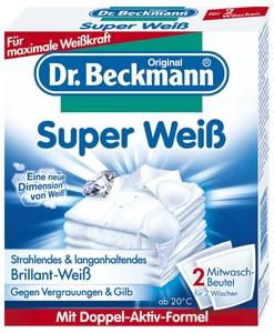 Dr. Beckmann Super Weiß 2 Stk