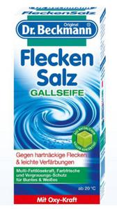 Dr. Beckmann Fleckensalz Gallseife 500 g