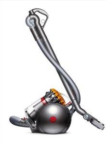 DYSON Bodenstaubsauger Big Ball Allergy Fullkit, 600 Watt, beutellos, Neue pneumatische Bodendüse