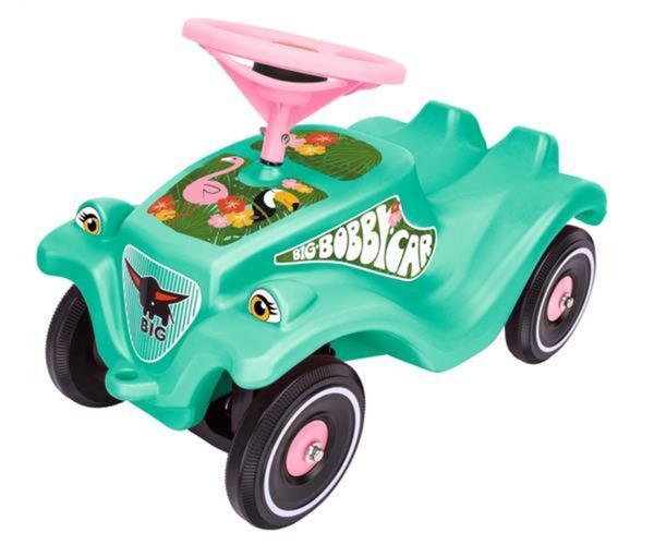 BIG Bobby Car Classic Tropic Flamingo