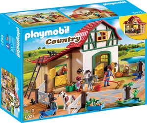 PLAYMOBIL Country 6927 -  Ponyhof