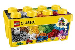 LEGO® - Classic, Mittelgroße Bausteine-Box; 10696