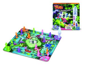 Hasbro Gaming - Ausgeflippt! Trolls B8441100