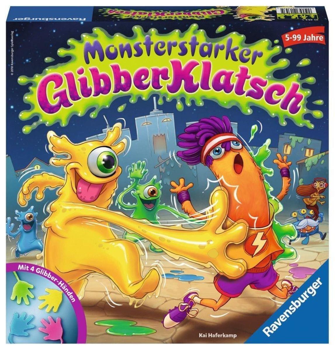 Bild 4 von Ravensburger® Spiele - Monsterstarker Glibber-Klatsch