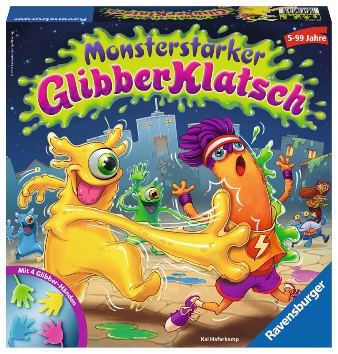 Bild 5 von Ravensburger® Spiele - Monsterstarker Glibber-Klatsch