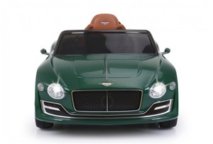Jamara Ride-On Bently EXP12 Elektroauto grün