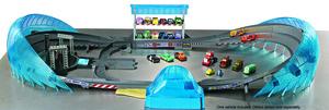 Mattel Disney Cars 3 Ultimative Florida Rennstrecke