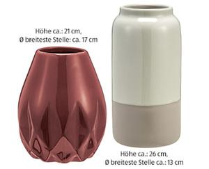 CASA Deco Skandinavische Vase