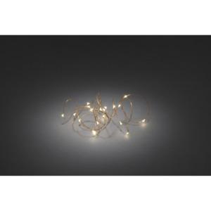 KONSTSMIDE                 Micro-LED-Lichterkette, 20 Dioden, warmweiß, mit Timer