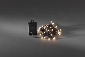 """KONSTSMIDE                 LED-Lichterkette """"Globe LEDs"""" warmweiß, Außen"""