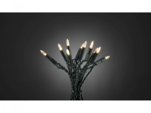 "KONSTSMIDE                 Lichterkette ""One String"", 200 warmweiße LEDs"