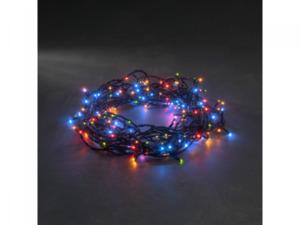 KONSTSMIDE                 Micro-Lichterkette, 80 bunten LEDs mit 8 Funktion