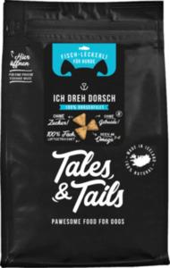 Tales&Tails Snacks für Hunde, Icebarks, Ich dreh Dorsch