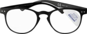 VISIOMAX Lesebrille leicht & biegsam, schwarz Dioptrie 2,5