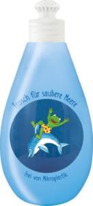 Frosch Spülmittel Deko saubere Meere